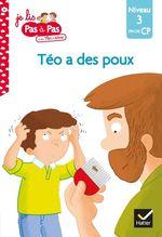 Vente Livre Numérique : Téo et Nina Fin de CP Niveau 3 - Téo a des poux  - Marie-Hélène Van Tilbeurgh - Isabelle Chavigny