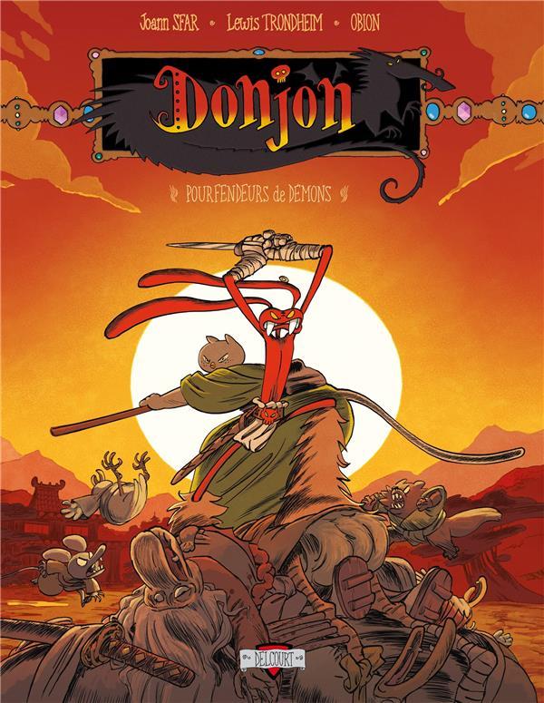 Donjon Crépuscule T.112 ; pourfendeurs de démons