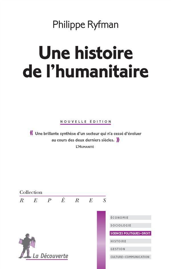 UNE HISTOIRE DE L-HUMANITAIRE