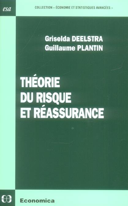 Theorie Du Risque Et Reassurance
