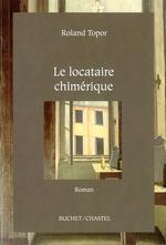 Vente Livre Numérique : Le Locataire chimérique  - Roland TOPOR