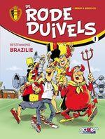 Vente Livre Numérique : De rode duivels T1  - Philippe Bercovici - Andre Lebrun