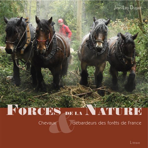 Forces de la nature, chevaux et débardeurs des forêts de france