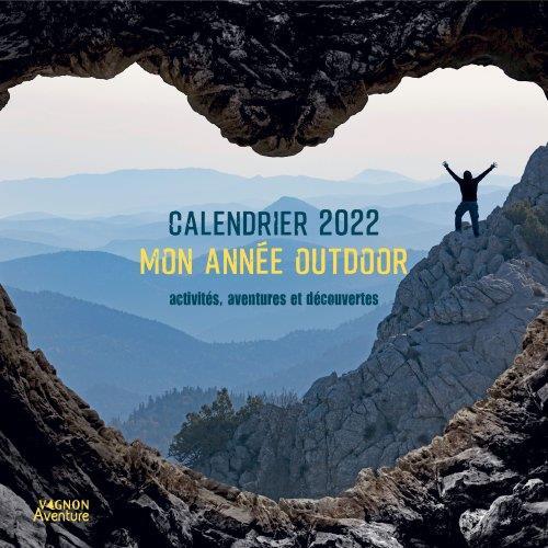 Calendrier mon année outdoor (édition 2022)