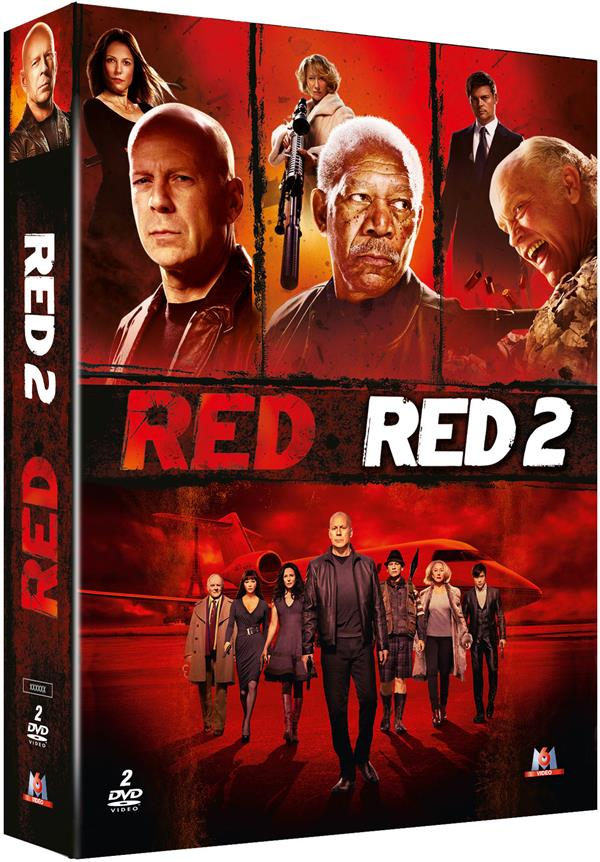 RED + RED 2