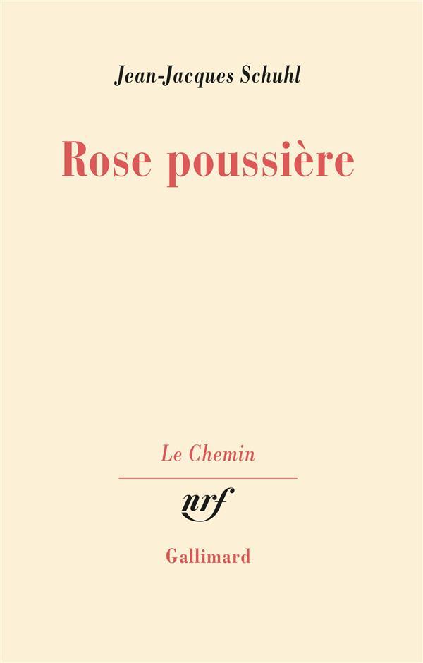 Rose-Poussiere