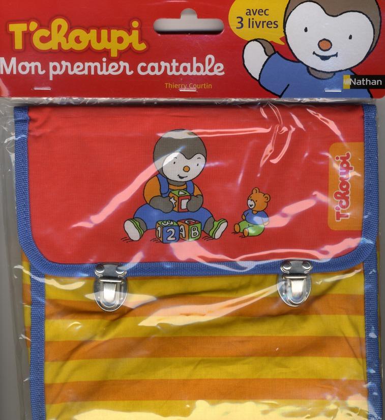 T'Choupi ; Mon Premier Cartable