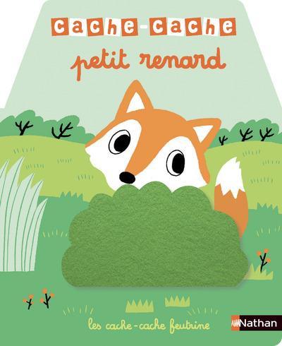 CACHE-CACHE ; petit renard
