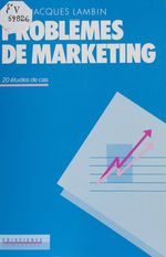 Problèmes de marketing  - Lambin - Jean-Jacques Lambin