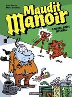 Vente EBooks : Maudit Manoir (Tome 1) - L'ouvre-boîte infernal  - Manu Boisteau