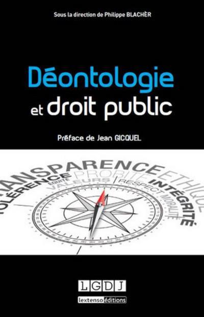 Déontologie et droit public