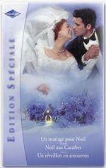 Vente Livre Numérique : Mariés de Noël (Harlequin Edition Spéciale)  - Diana Hamilton - Anne McAllister - Barbara Daly