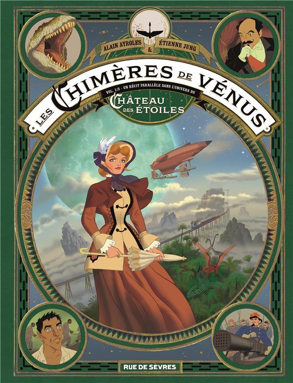 Les chimères de Vénus