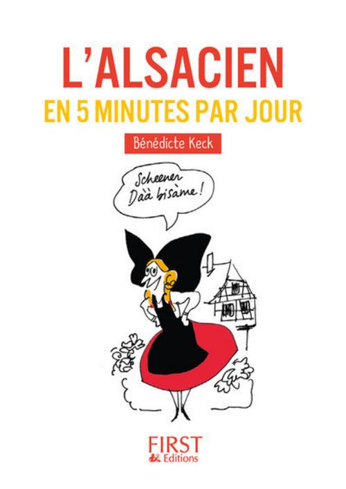 L'alsacien en 5 minutes par jour