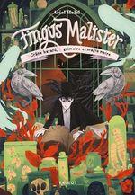 Vente EBooks : Fingus Malister, Crâne bavard, grimoire et magie noire  - Ariel HOLZL