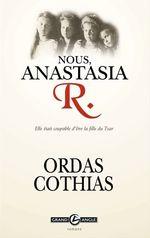 Vente Livre Numérique : Nous, Anastasia R.  - Patrick Cothias - Patrice Ordas