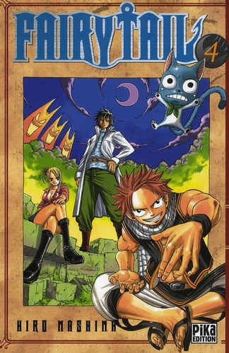 Fairy Tail T.4