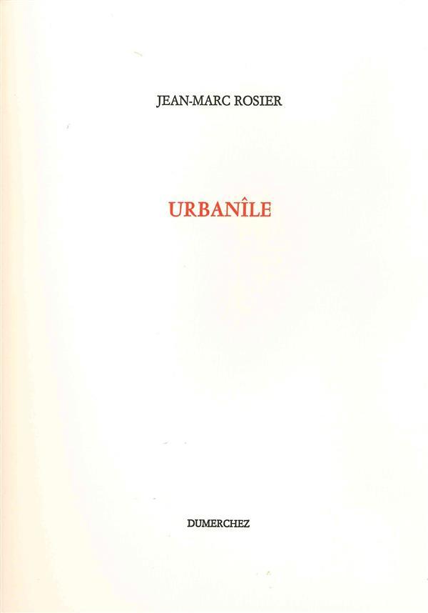 Urbanile