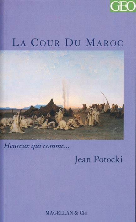 La cour du Maroc