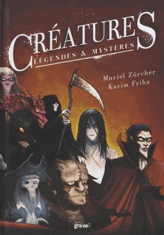 créatures ; légendes et mystères
