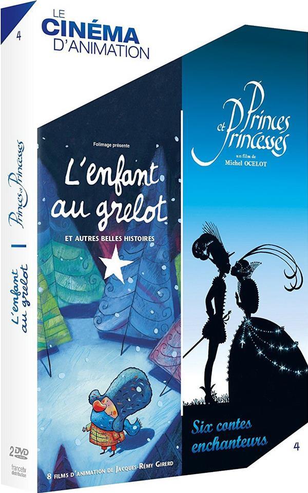 Le Cinéma d'animation 4 : L'enfant au grelot + Princes et Princesses