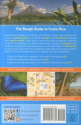 ROUGH GUIDES ; Costa Rica