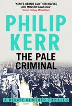Vente Livre Numérique : The Pale Criminal  - Philip Kerr