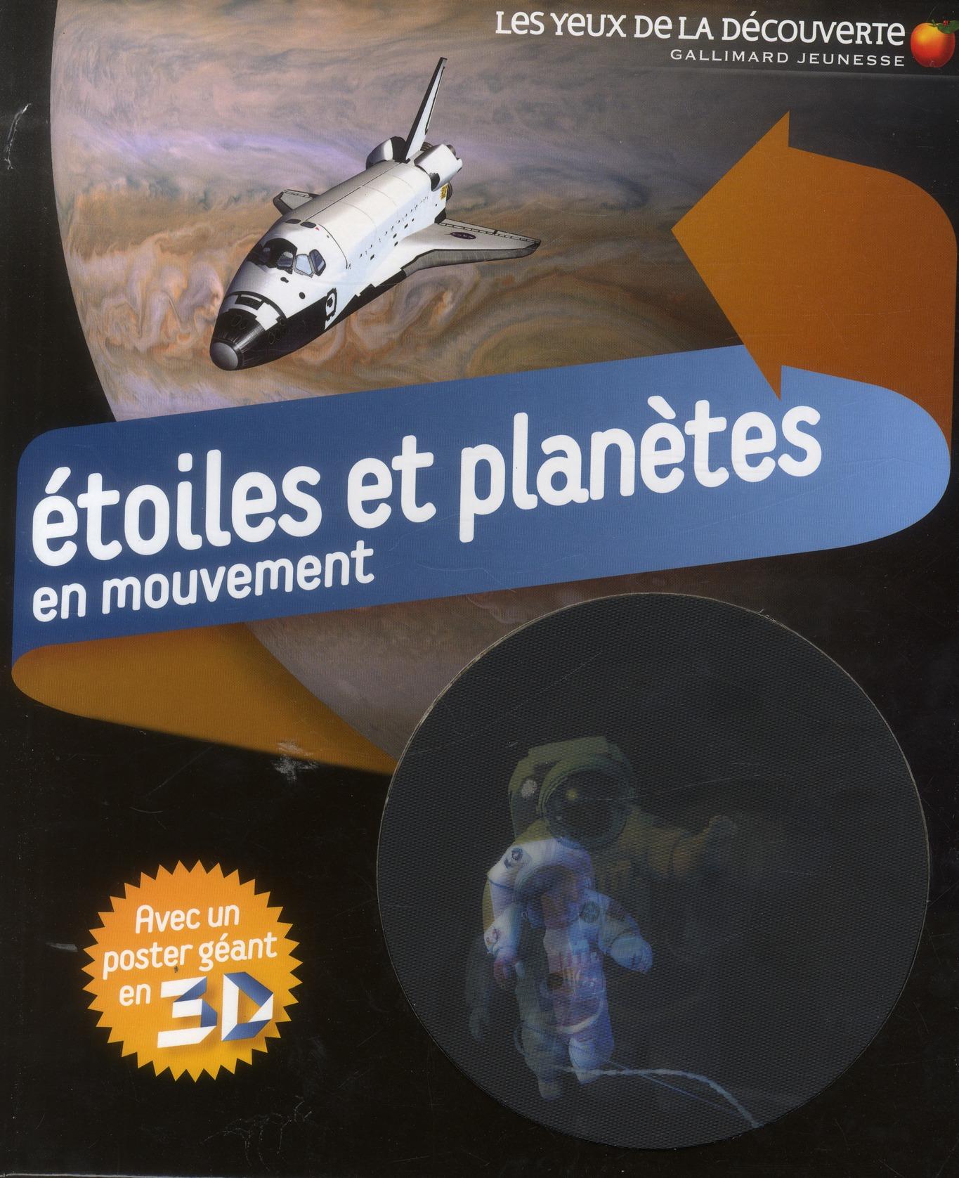 Etoiles Et Planetes En Mouvement