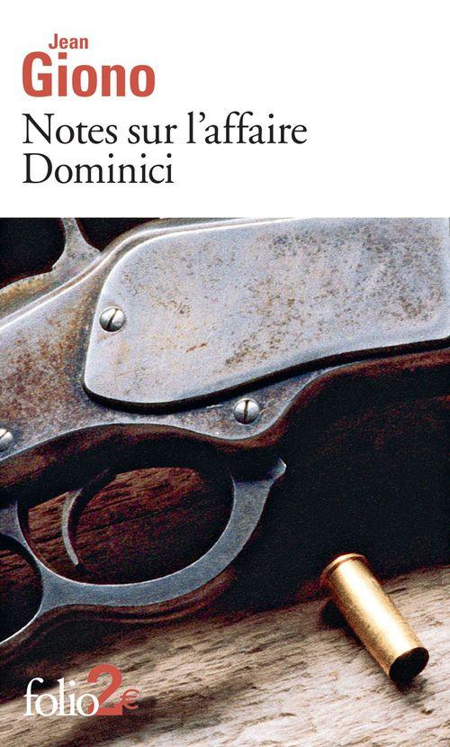 Notes sur l'affaire Dominici