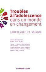 Vente EBooks : Troubles à l'adolescence dans un monde en changement  - Marie Rose MORO