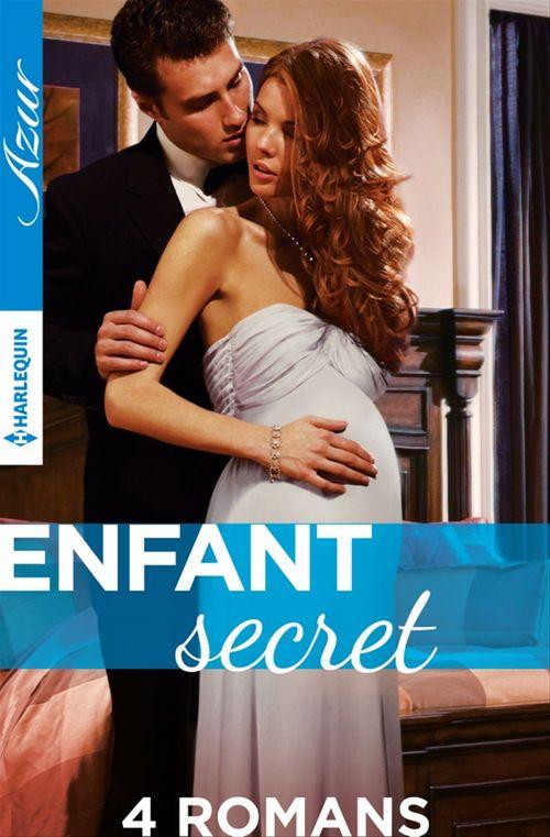 Vente Livre Numérique : Coffret spécial : Enfant secret  - Catherine Spencer  - Cathy Williams  - Shawna Delacorte