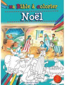 Ma bible a colorier - noel