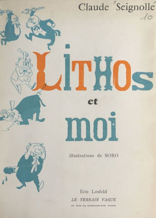 Lithos et moi