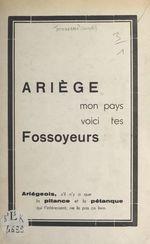 Les fossoyeurs de l'Ariège