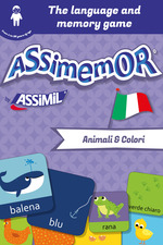 Vente Livre Numérique : Assimemor - My First Italian Words: Animali e Colori  - Jean-Sébastien Deheeger - Céladon