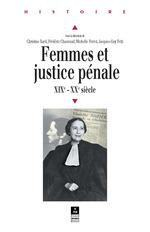 Vente EBooks : Femmes et justice pénale  - Michelle Perrot - Christine Bard - Jacques-Guy Petit