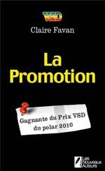 Vente Livre Numérique : La promotion  - Claire Favan