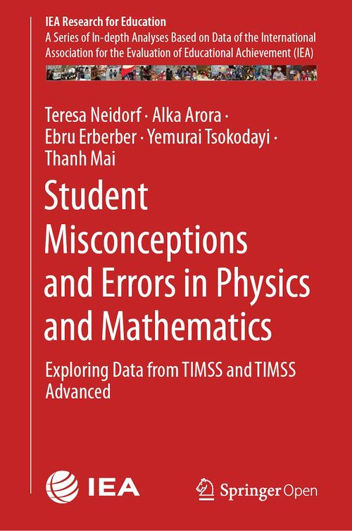 Student Misconceptions and Errors in Physics and Mathematics
