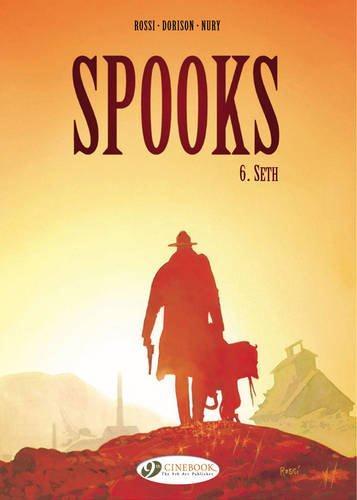 Spooks t.6 ; Seth