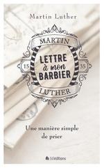 Vente Livre Numérique : Lettre à mon barbier  - Martin Luther