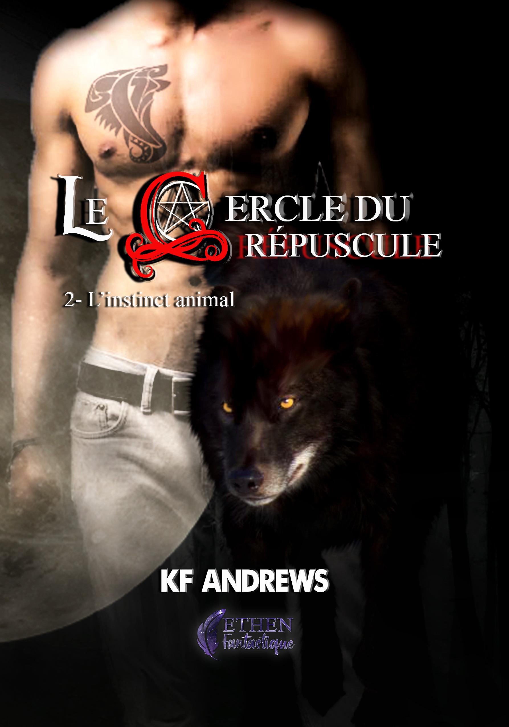 Le cercle du crépuscule  - Kf Andrews.