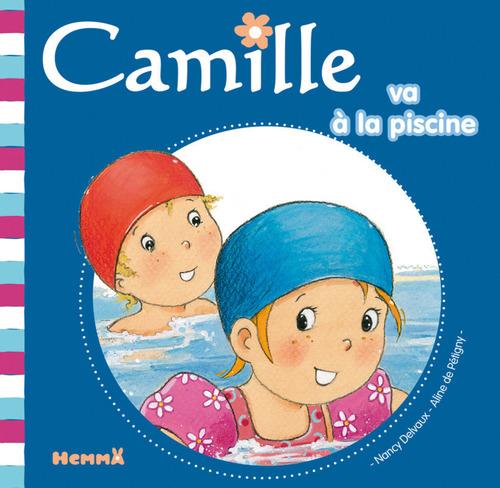 CAMILLE ; Camille va à la piscine