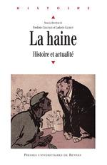 Vente Livre Numérique : La haine  - Frédéric Chauvaud - Ludovic Gaussot