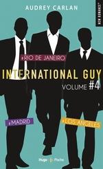 Vente Livre Numérique : International Guy - volume 4 Madrid - Rio de Janeiro - Los Angleles  - Audrey Carlan