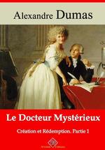 Vente EBooks : Le Docteur mystérieux (Création et Rédemption partie I) - suivi d'annexes  - Alexandre Dumas