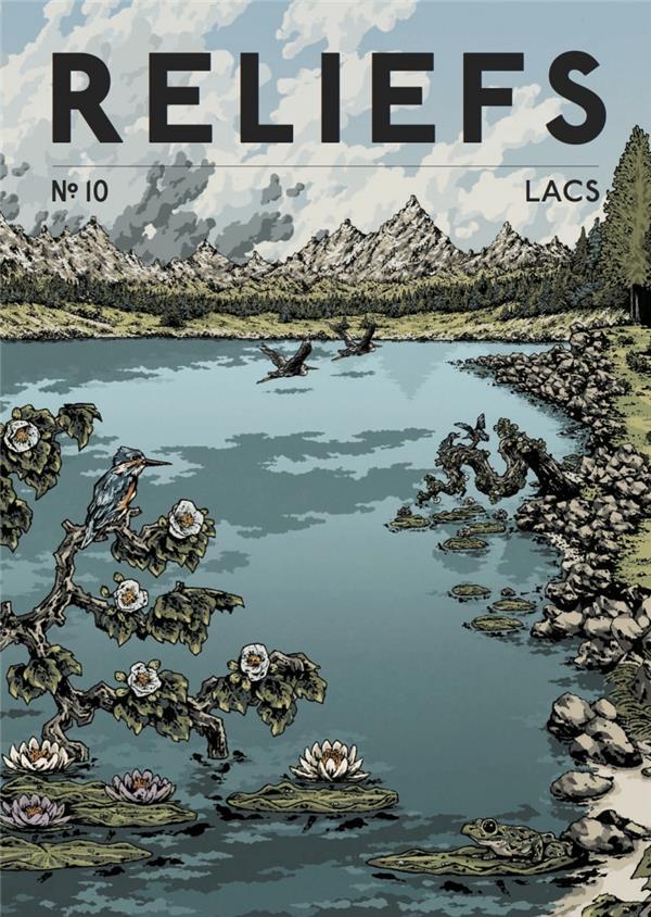 Reliefs n.10 ; lacs