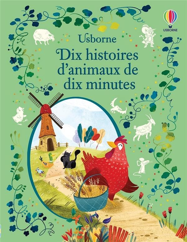 LES ANIMAUX  -  DIX CONTES DE DIX MINUTES