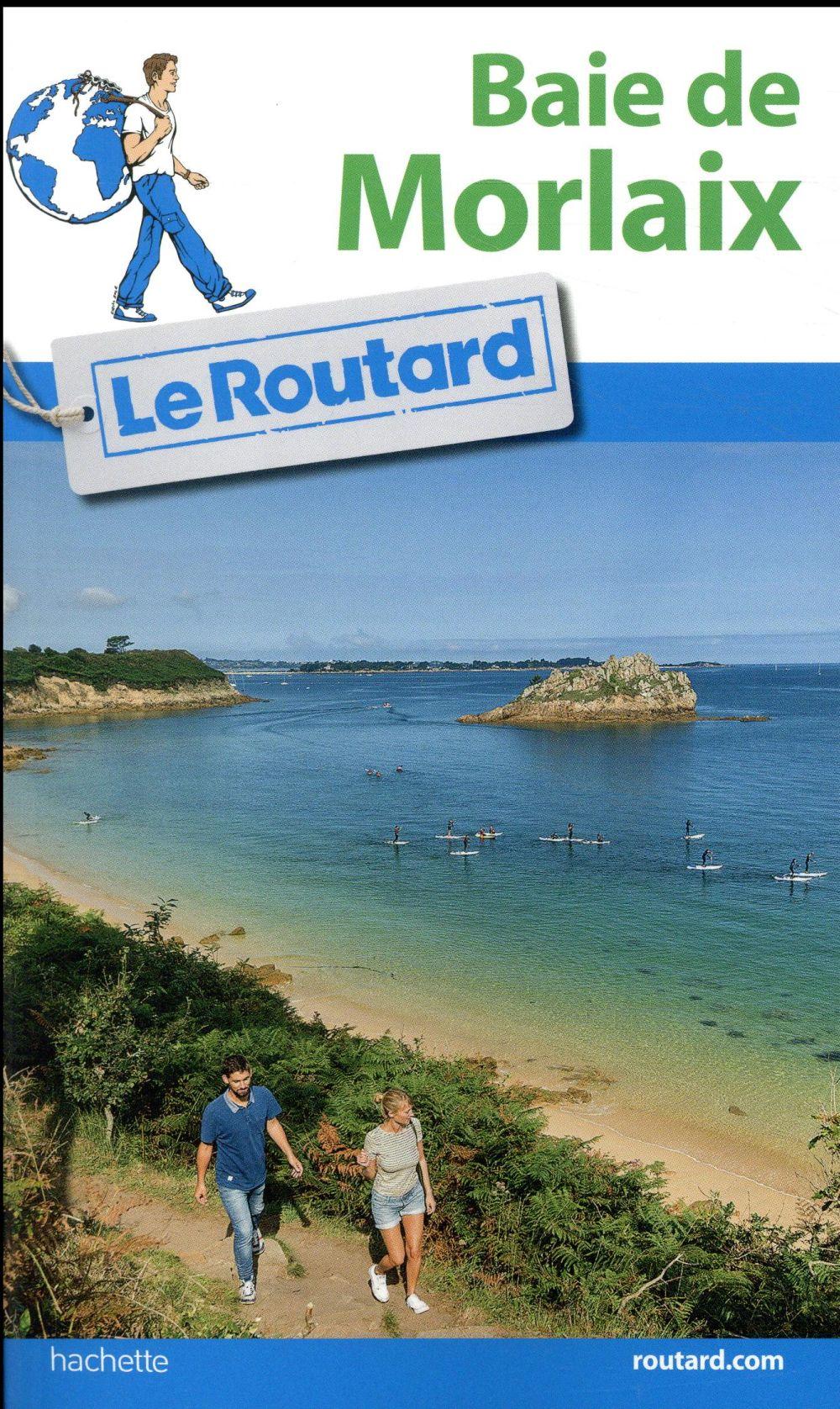 Guide du Routard ; la baie de Morlaix