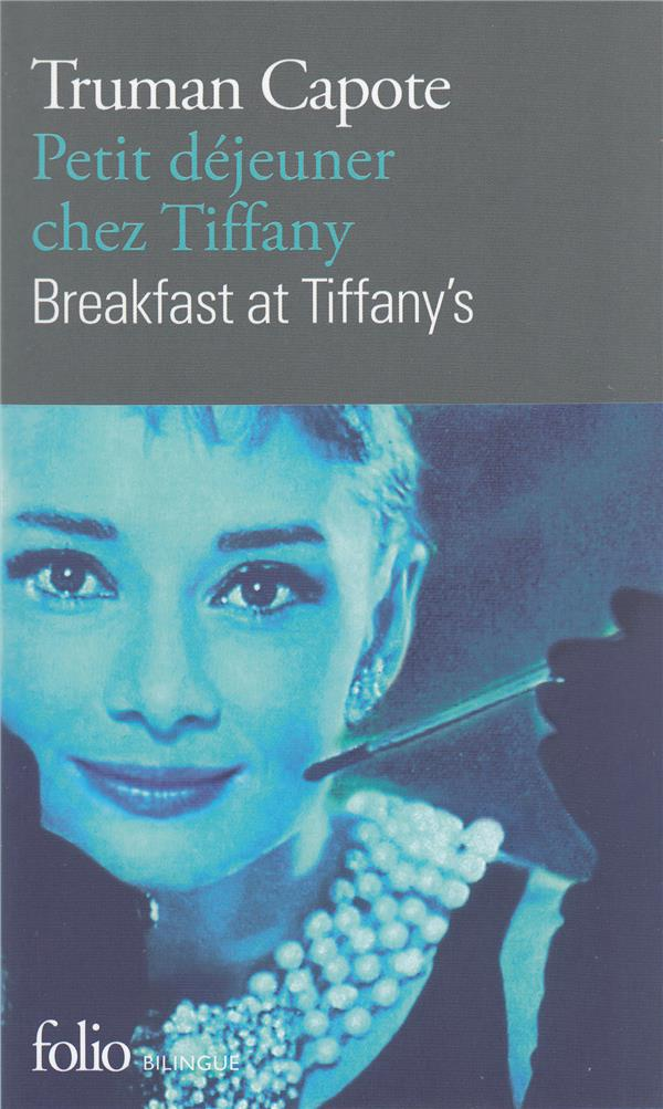 Petit déjeuner chez Tiffany ; breakfast at Tiffany's