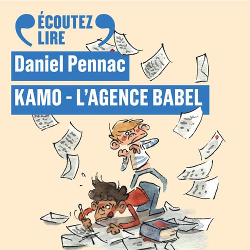 Kamo T.3 ; Kamo, l'agence Babel